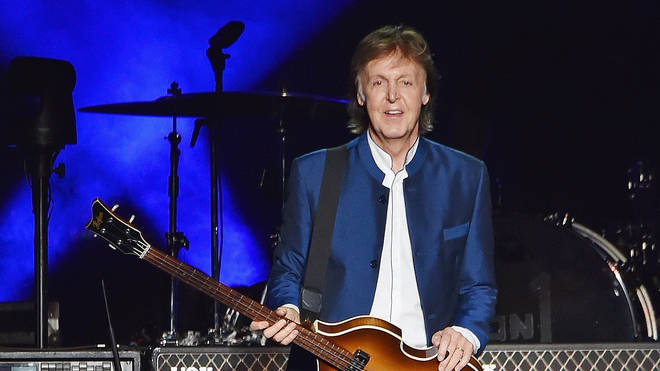 Paul McCartney was due to perform