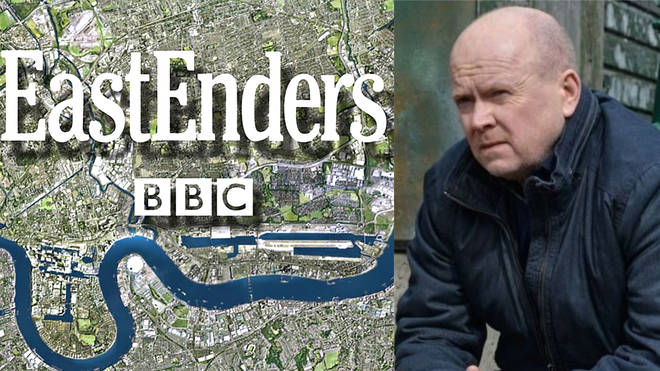 EastEnders has been put on hold