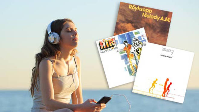 Chillout albums