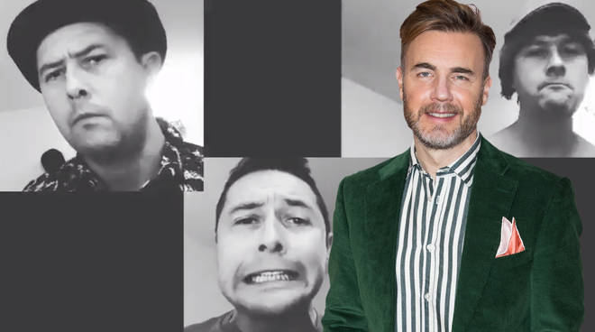 Gary Barlow 'loved' the Take That impressions by Ben Nickless