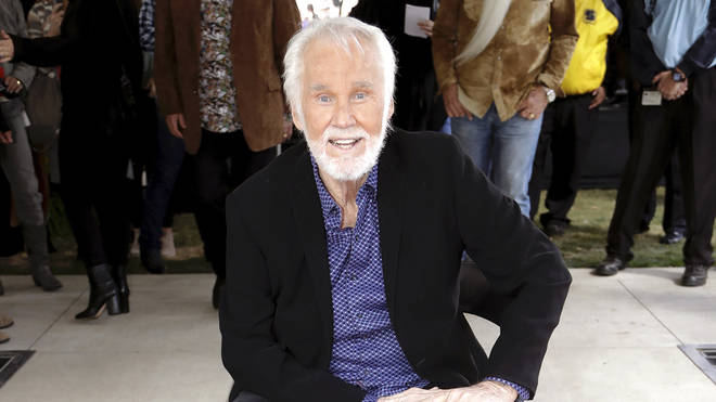Kenny Rogers died aged 81