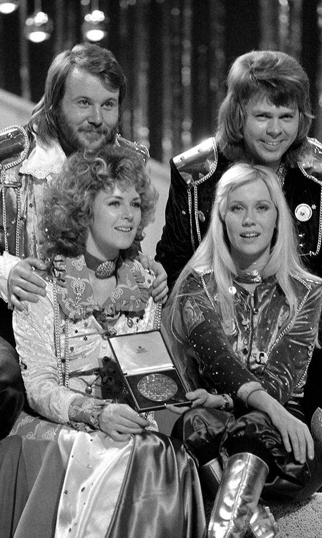 ABBA were one of the most successful Eurovision entries of all time
