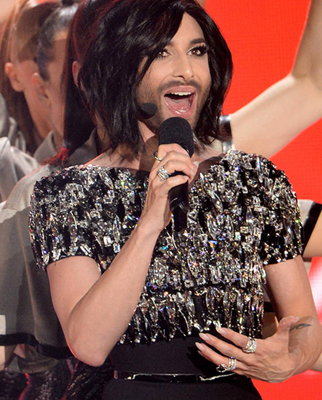 Conchita become a worldwide icon after winning the Eurovision
