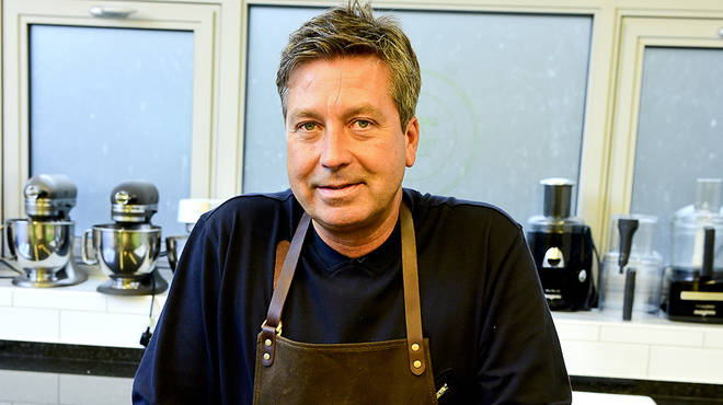 John Torode is one of the chefs on the hit TV show