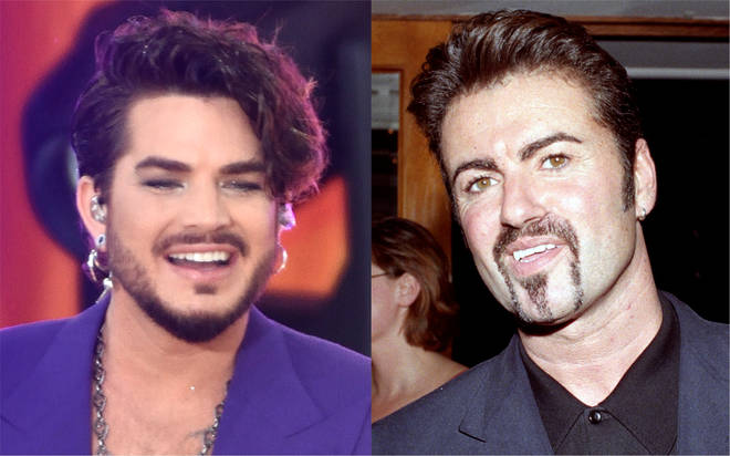 Queen frontman Adam Lambert wants to play George Michael in movie biopic