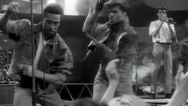 Danny John Jules / George Michael
