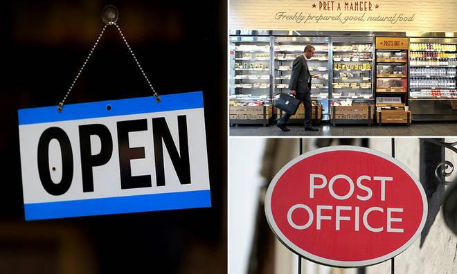 Coronavirus lockdown: What shops will remain open?