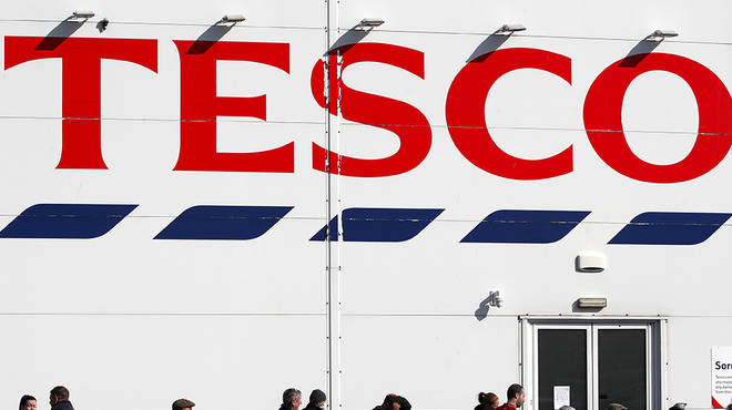 Tesco and other supermarkets will remain open during the lockdown