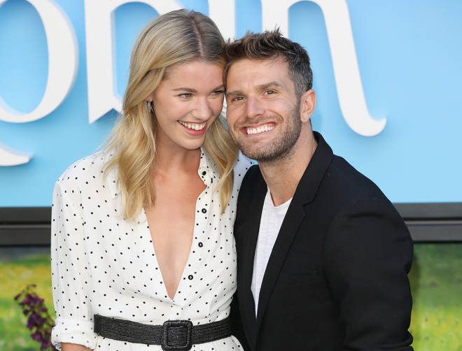 Who is Joel Dommett's wife?