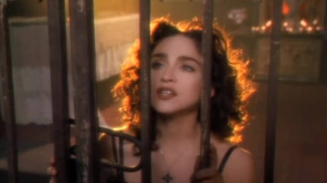 Madonna Like a Prayer video