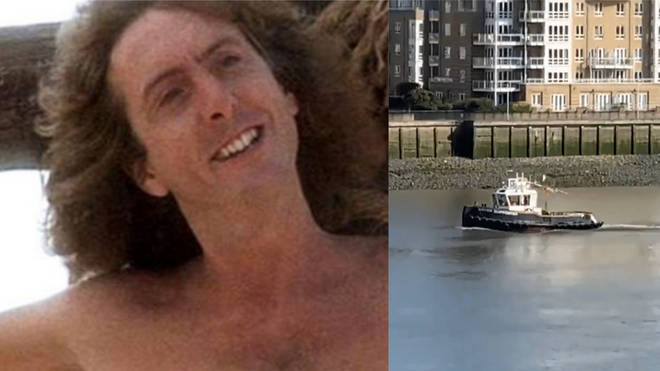 A boat plays 'Always Look on the Bright Side of Life' by Monty Python
