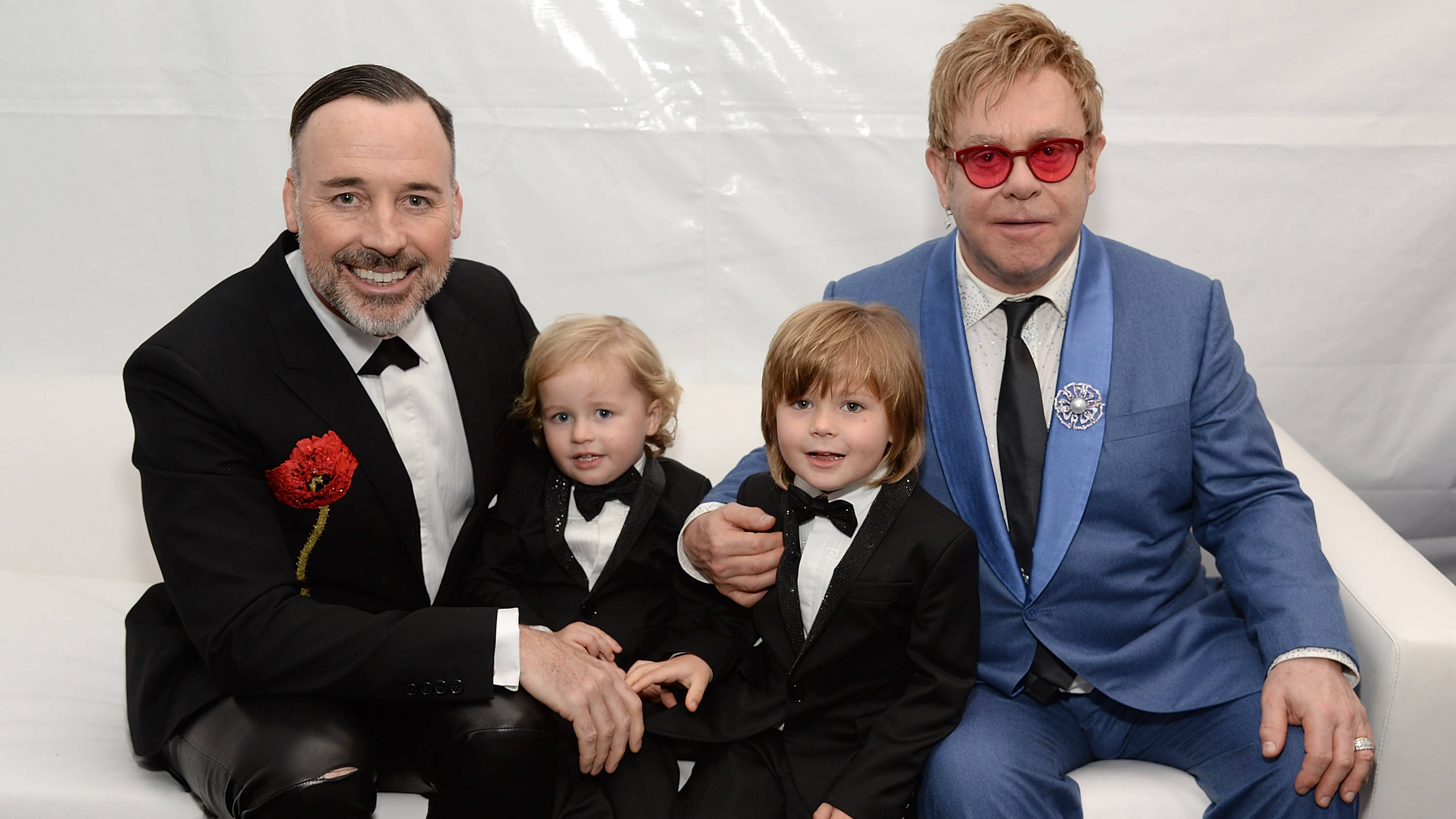 Elton John's husband and children: Inside their family life - Smooth