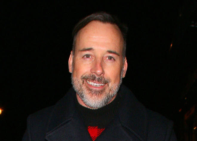 David Furnish had his own career as an ad executive when he met Elton John at a dinner party in 1993