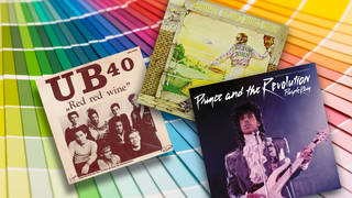 Songs with colours in the title