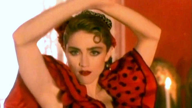 The Story of    'La Isla Bonita' by Madonna - Smooth