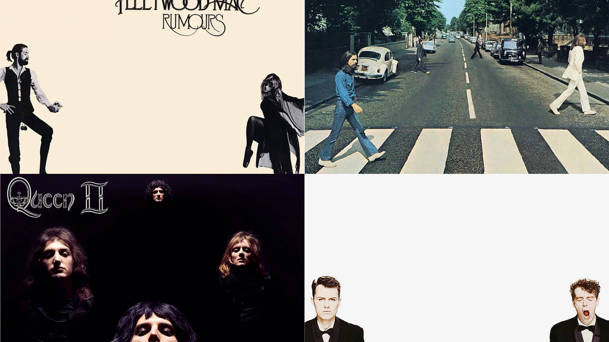These 'social distancing' reimagined album covers by Queen, Beatles and more are brilliant
