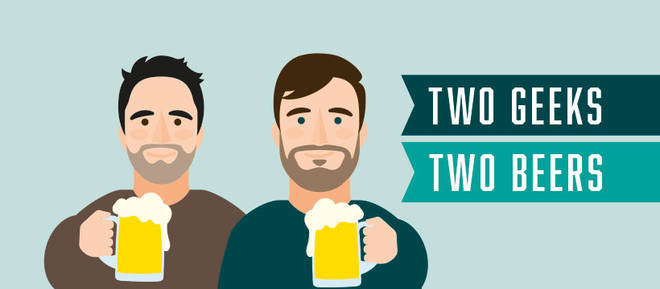 Two Geeks, Two Beers