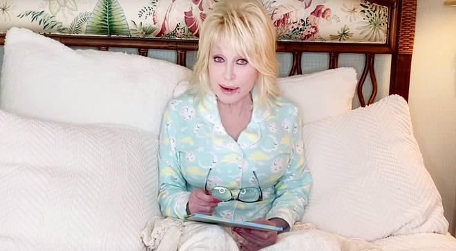 The legendary singer will be narrating bedtime stories online