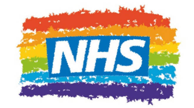 NHS rainbows: Volunteers are helping to gather the pictures for the Excel centre