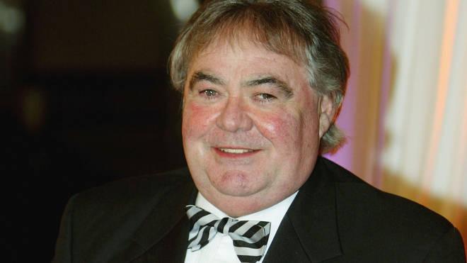 Eddie Large in 2003