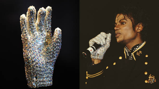 Michael Jackson's glove is sold at auction