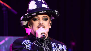 Boy George has opened up on details about his upcoming film