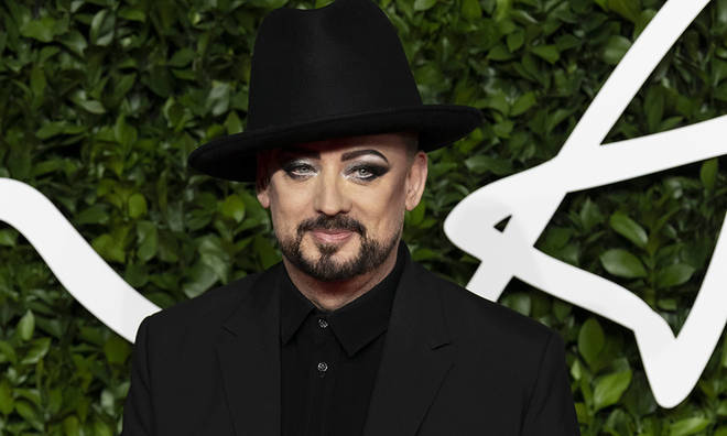 Boy George has teased the storyline for his new movie