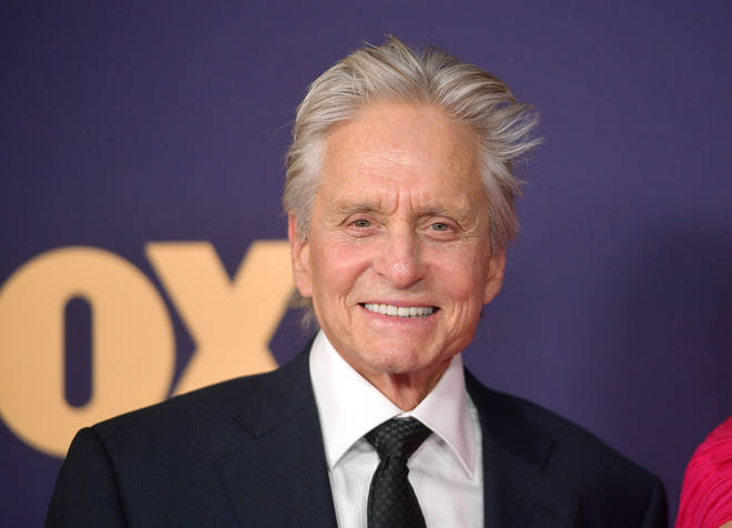 Michael Douglas is the 16th richest actor