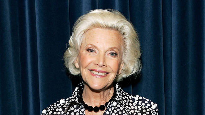 Honor Blackman in 2008
