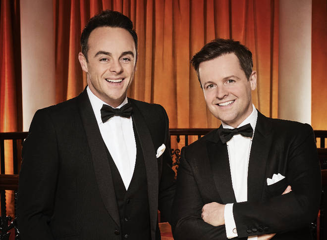 Ant and Dec will be hosting the 14th series of Britain's Got Talent this year