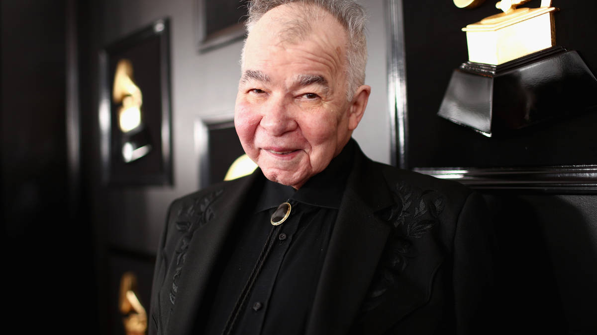 Country and folk singer John Prine has died aged 73 from coronavirus