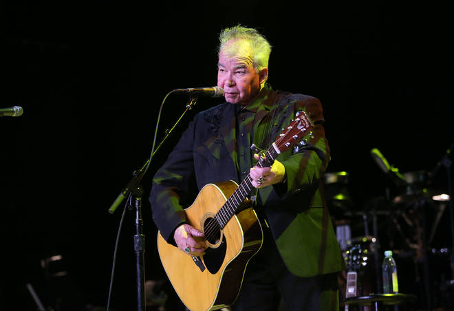 Country and folk singer John Prine has died aged 73
