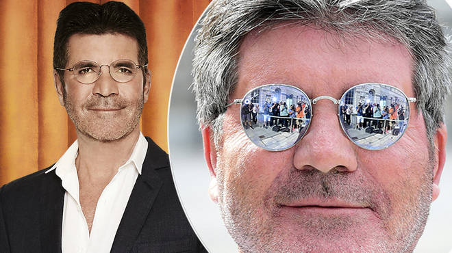 Simon Cowell has lost over one and a half stone in weight