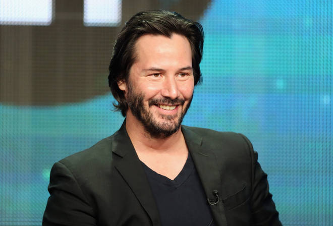 Keanu Reeves is the 13th richest actor in 2020