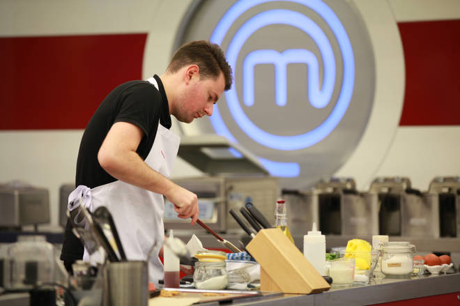 MasterChef UK 2020 contestant Thomas Frake