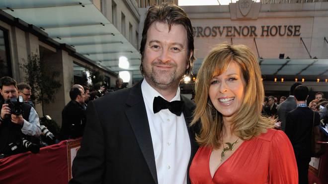 Kate and Derek in 2009