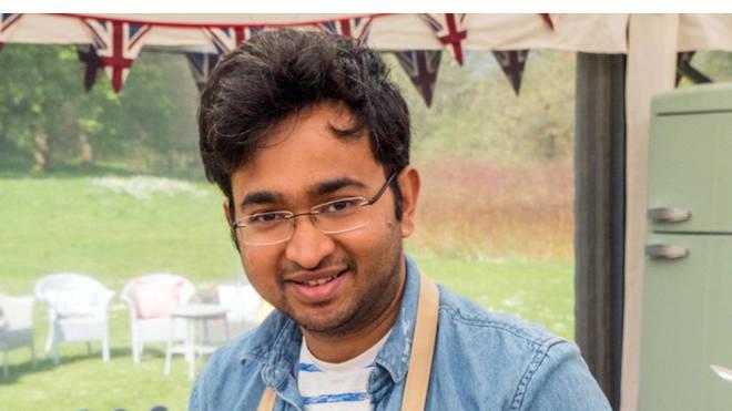 Rahul Bake Off