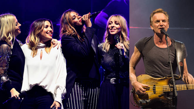 All Saints and Sting have teamed up for a single