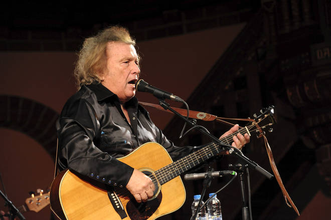 Don McLean reveals he 'isn't a fan' of today's music