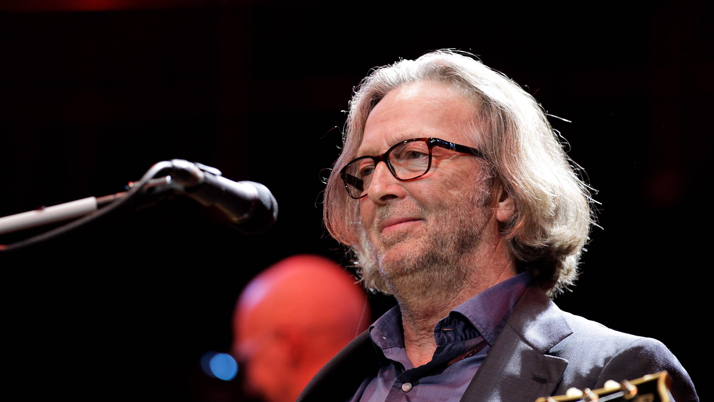 Eric Clapton Christmas Album 2021