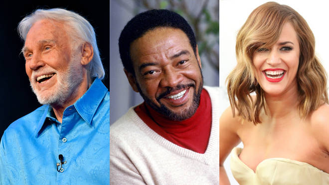 Kenny Rogers, Bill Withers and Caroline Flack passed away in 2020