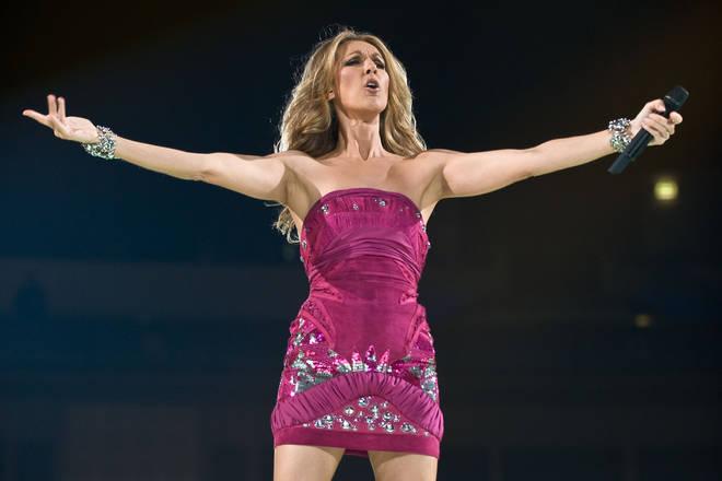 Celine Dion - London
