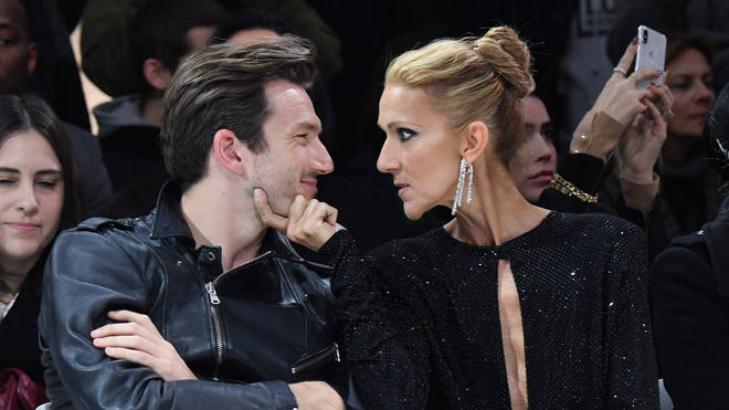 Celine Dion and Pepe Munoz