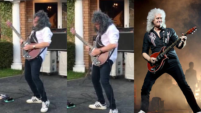 Mike Barnard / Brian May