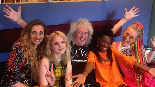 Brian May and King's Daughters
