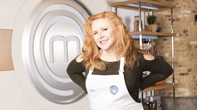 Carol Decker on Celebrity MasterChef