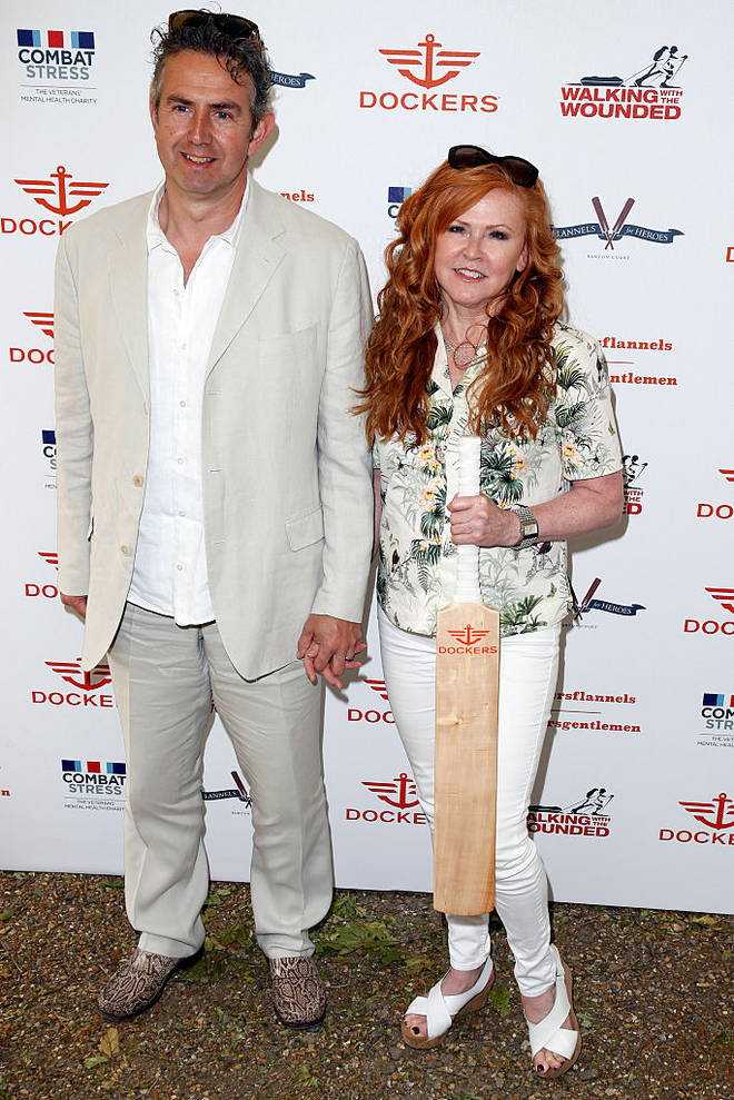 Carol Decker and Richard Coates