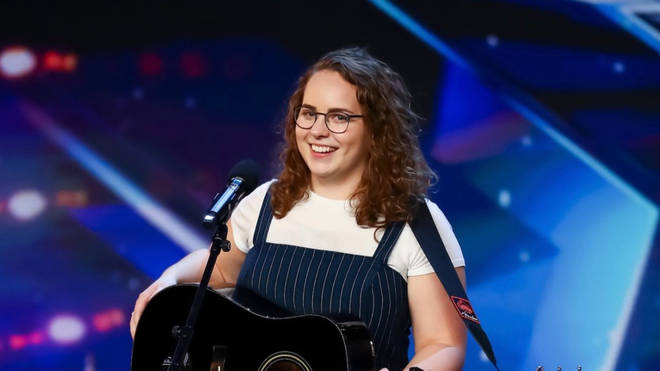 Beth Porch on BGT