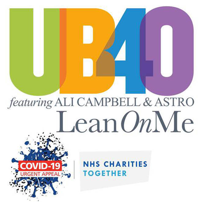 UB40 release cover of Bill Withers' 'Lean On Me' as charity single