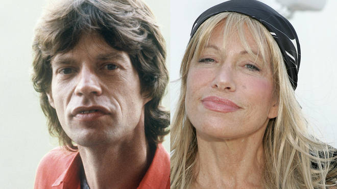 Mick Jagger/Carly Simon